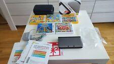 Lote Nintendo 3DS XL+Juegos Mario.,Yoshi , Pokémon