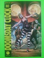 Doomsday Clock #6 Variant NM DC Comics 2018