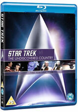 Star Trek - The Undiscovered Country Blu-RAY NEW BLU-RAY (BSP2071)