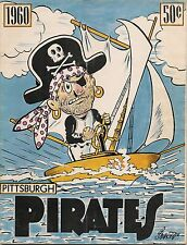 1960 Pittsburgh Pirates Yearbook First Edition World Champs!!