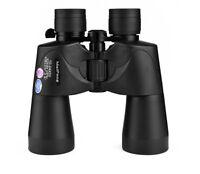 Binocular HD BAK4 Optic Lens Telescope 10-24X50 Central Zoom Light-Night Vision