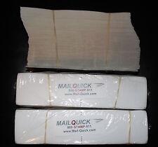 MailQuick Postage Meter Long Half Tapes
