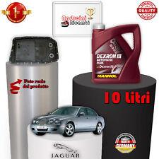 TAGLIANDO CAMBIO AUTOMATICO E OLIO JAGUAR S-TYPE 3.0 V6 175KW 2000 -> 2007 1065