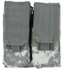Voodoo Tactical Molle Drop Leg Rifle Ammo Pouch - Army Digital