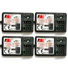 4 PCS RC Flysky 2.4G 3CH FS-GR3E GR3E Receiver for FS GT3B GT2 GT3C Transmitter