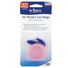 Apex Air Pocket Ear Plugs - 1 pr  (3 PACK)