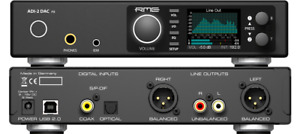 RME ADI-2 DAC FS PCM/DSD Ultra Fidelity Digital to Analog Converter