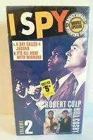 I Spy: Volume 2 Vhs TV Show/Action Bill Cosby Robert Culp 1992 Brand New Sealed