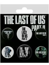 Anstecker-Paket The Last of Us Part II Ellie