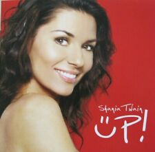 SHANIA TWAIN - UP! - CD