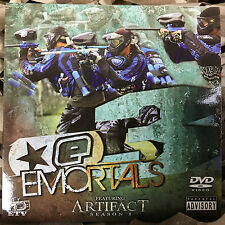 New Planet Eclipse Emortals 3 Paintball Dvd