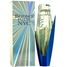 Beyonce Pulse NYC by Beyonce 3.4 oz EDP Perfume for Women New In Box