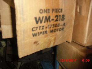 FORD F100,F250,F350 NOS Wiper Motor-C7TZ-17508-A
