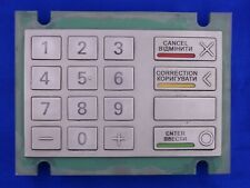 WINCOR EPPV5 01750075539 ATM KEYPAD (UA) USED / WORKING CONDITION 1PCS LOT