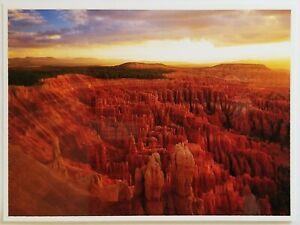 Hoodoo Bryce Canyon National Park Utah Postcard