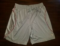 Champion XXL Gray Athletic Workout Basketball Mens Shorts