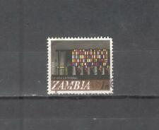 S9304 - ZAMBIA 1968 - MAZZETTA DI 5 LUSAKA - VEDI FOTO