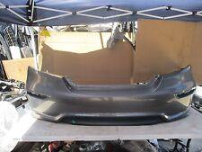 2014 2015 Honda Civic Coupe Rear Bumper W/balance OEM