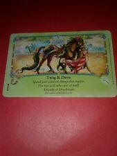 BELLA SARA SPRING CARNIVAL SERIES 14 TWIG & DERU 42/55 NON-FOIL CARD
