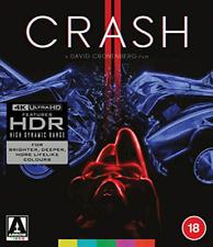Crash Limited Edition 4K Ultra HD (UK IMPORT) UHD_BLU NEW