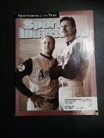 Dec 17, 2001 Sportsmen Of The Year Issue Of Sports Illustrated