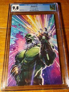 Maestro #1 (2020 Marvel Comics) Clayton Crain Virgin Variant CGC 9.8