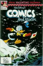 Walt Disney's Comics & Stories # 570 (Barks) (USA,1992)