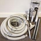 GENUINE Vacuflo central vacuum Cleaning KIT w/ hose - MD Nutone Beam Hayden