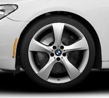 "BMW F02 F01 7-Series Original Star Spoke Style 311 21"" Wheels Rims"