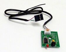 USB Internal Infrared (IR) Receiver with Cable and Custom Mounting Bracket