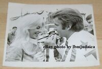 George Hamilton Original Vintage Photo Publicity Production Still Movie
