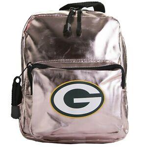 "NFL Green Bay Packers Spotlight Mini-Backpack, 10"" x 3.25"" x 7"""