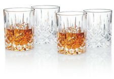 crystal bohemia double old fashioned whisky glass 4PC set 19oz 300ml