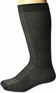 Wrangler Mens Workwear Moisturing Wicking Cushion Over the Calf Socks 3 Pair