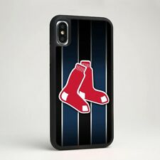 Boston Red Sox American Baseball Silicone Tpu Cover Case for iPhone Samsung