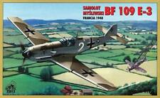 MESSERSCHMITT Bf-109 E-3 BATTLE OF FRANCE (LUFTWAFFE MKGS) 1/72 RPM