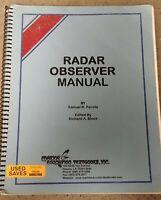 RADAR OBSERVER MANUAL MET BOOK 6th EDITION Samuel Pecota  GOOD