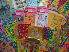 Lot 10 Sandylion Stickers Scooby Doo Spongebob Dora Rugrats Disney Blues Clues &