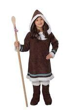 Eskimo Mädchen Kostüm 104 - 128 Eskimokostüm Fasching Karneval Inuit 121250413