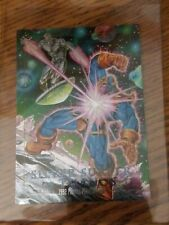 1992 Marvel Masterpieces Spectra  SILVER SURFER vs THANOS NM