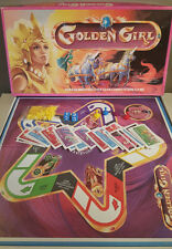 Golden Girl & The Guardians of the Gemstones - Board Game - Parker Bros - 1985