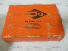 KF INDUSTRIES N12-125HT NEEDLE VALVE * NEW IN BOX *