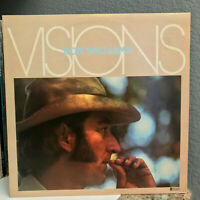 "DON WILLIAMS - Visions - 12"" Vinyl Record LP - EX"