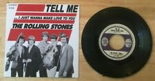RARE SP THE ROLLING STONES TELL ME 1st LABEL