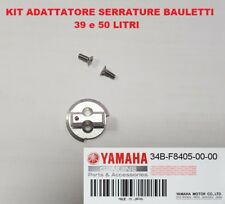 KIT ADATTATORE SERRATURE CHIAVE BAULETTO CITY 39 e 50 litri ORIGINALE YAMAHA