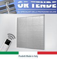 """Tenda Veneziana da 15 mm Motorizzata mod. """"Evo"""", Produzione SU MISURA in Italia"""