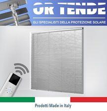 Tenda Tende alla Veneziana da 15 mm Motorizzata, Produzione SU MISURA in Italia