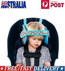 Baby Kid Car Head Support Sleeping Aid Protector Child Safety Rest Strap Belt AU