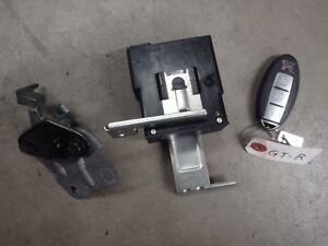 Nissan R35 GTR GT-R Keyless Card Slot Lock Buzzer Control Set J062