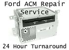 2011+ Ford Lincoln Mercury ACM Audio Control Module Radio Stereo Repair Service  for sale